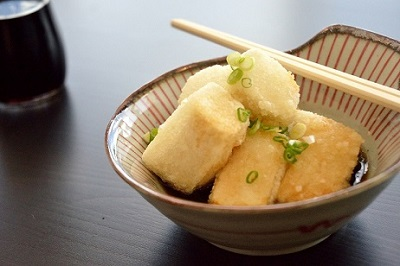 Hagedashi Tofu With DOZO Signature Sauce